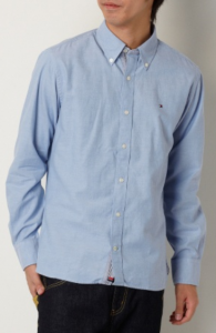 春秋使える襟付きシャツのおすすめ柄は無地、チェック、ストライプ?