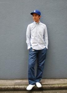 シャツのおすすめの種類は!オックスフォードシャツとブロードシャツ