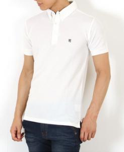 夏場の時期でも一枚でオシャレで涼しい!半袖のポロシャツがオススメ