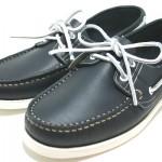 夏にショーツやハーフパンツと履く靴はデッキシューズが必須・定番!