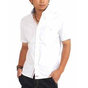 真夏の時期に必須な涼しい襟付き半袖シャツ!おすすめカラーは何色?