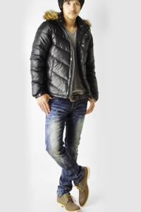 ダウンジャケットのおすすめの着丈の長さは?ショート丈?ミドル丈?