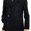 冬の定番アウター、Pコート・ピーコートはネイビー・紺色がおすすめ